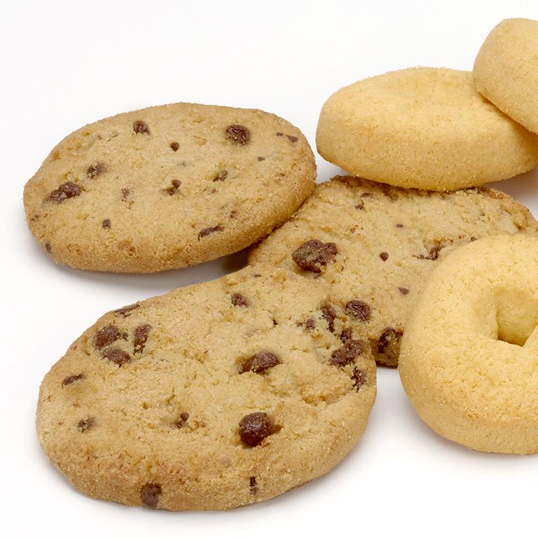 Biscotti Taglio a Filo Senza Glutine