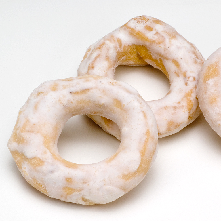 Frosted Taralli